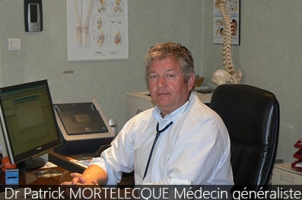 Dr MORTELECQUE Patrick photo
